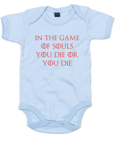 Game of Souls | Baby Grow