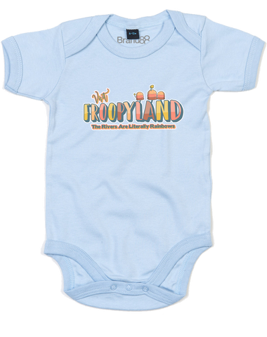 Visit Froopyland | Baby Grow