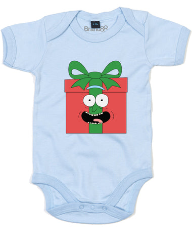 I Turned Myself Into A Present! | Baby Grow