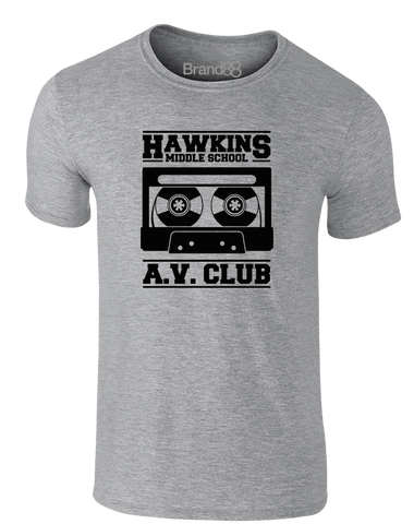 Hawkins School AV Club | Adults T-Shirt