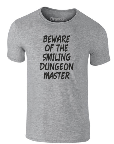 Beware Of The Smiling Dungeon Master | Adults T-Shirt