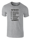 Grinch To Do List | Adults T-Shirt