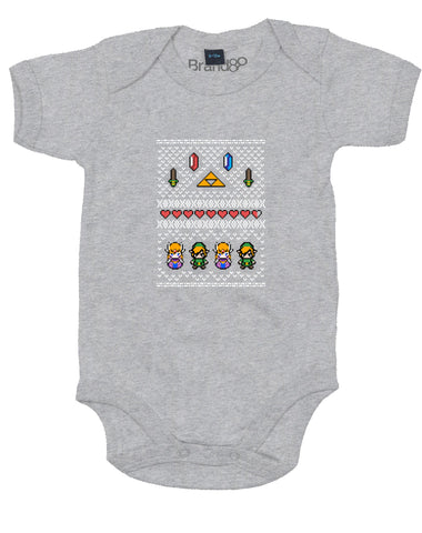 Hyrule Christmas | Baby Grow
