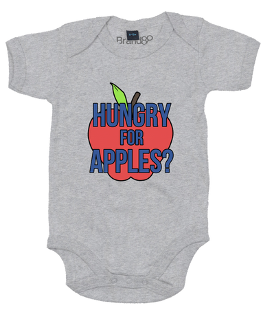 Hungry for Apples? | Baby Grow