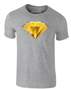 Gold Diamond | Adults T-Shirt