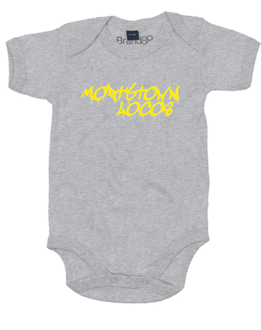 Mortytown Locos | Baby Grow