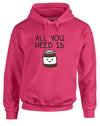 All You Need Is Chocolate Spread | Adults Hoodie