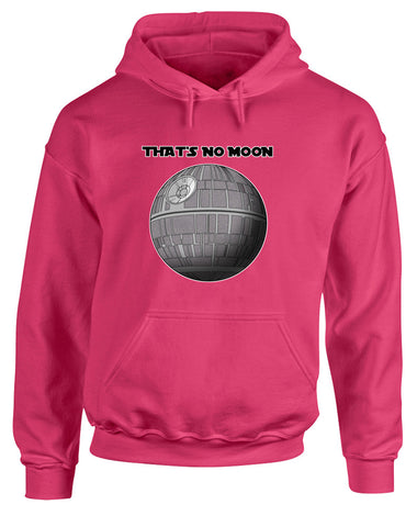 That's No Moon | Adults Hoodie