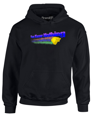 You Know Nothing | Kids Hoodie