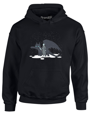 How to Train Your Ice Dragon | Kids Hoodie