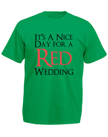 Red Wedding | Adults T-Shirt