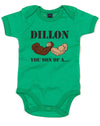 Dillon, You Son Of A | Baby Grow