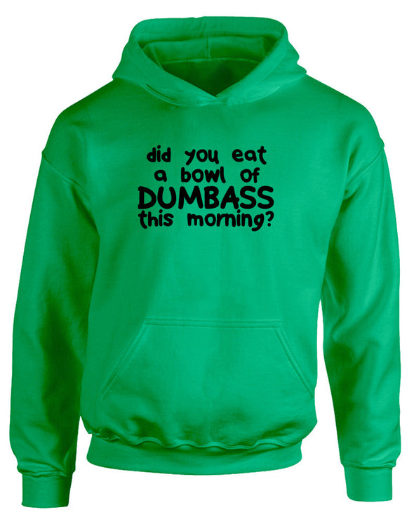 Bowl of Insults | Kids Hoodie