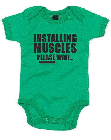 Installing Muscles | Baby Grow