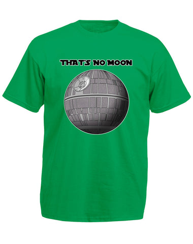 That's No Moon | Adults T-Shirt