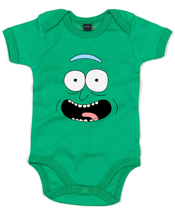 Pickle Face | Baby Grow