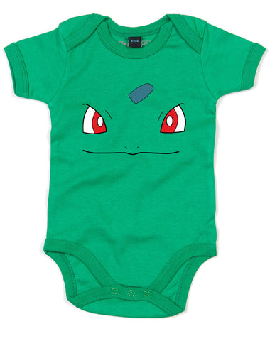 Bulbasaur Face | Baby Grow