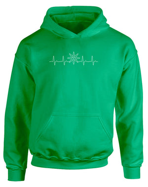 Warrior of Sunlight Heartbeat | Kids Hoodie