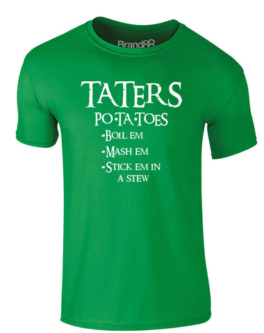 Taters | Adults T-Shirt