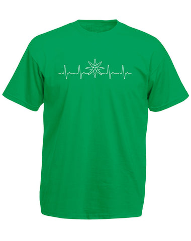 Warrior of Sunlight Heartbeat | Adults T-Shirt