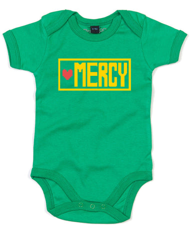 Choose Mercy | Baby Grow