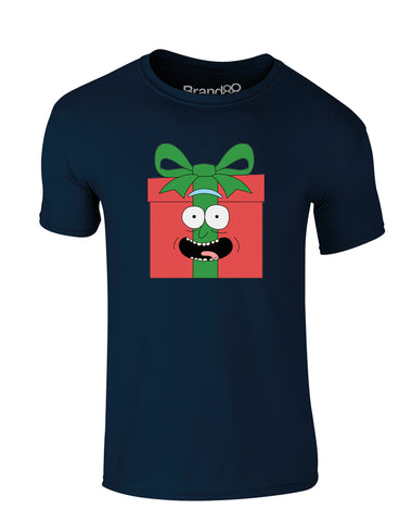 I Turned Myself Into A Present! | Kids T-Shirt