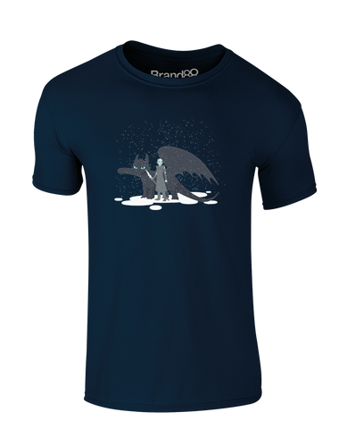 How to Train Your Ice Dragon | Kids T-Shirt