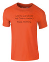 Care-o-meter | Adults T-Shirt