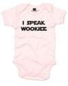I Speak Wookiee | Baby Grow