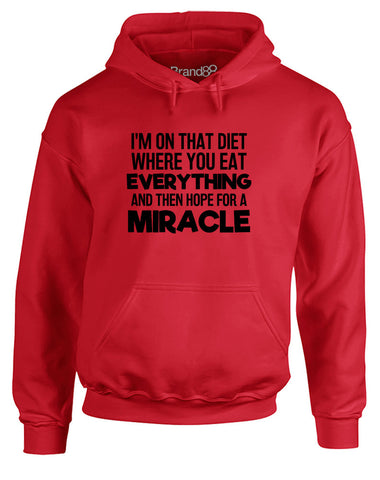That Diet | Adults Hoodie