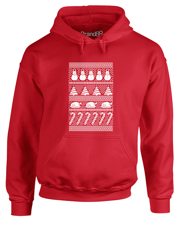 Christmassy Things | Adults Hoodie