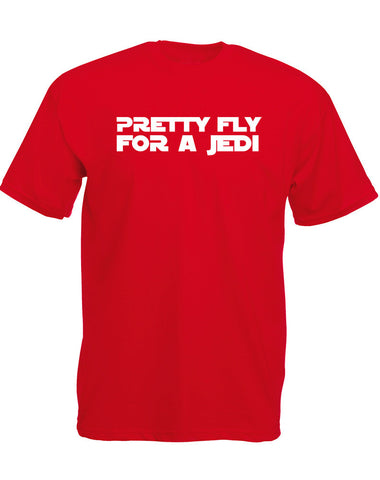 Pretty Fly For A Jedi | Adults T-Shirt