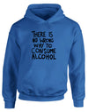 Consume Alcohol | Kids Hoodie