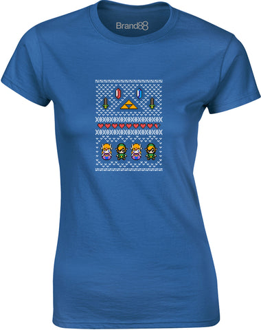 Hyrule Christmas | Womens T-Shirt