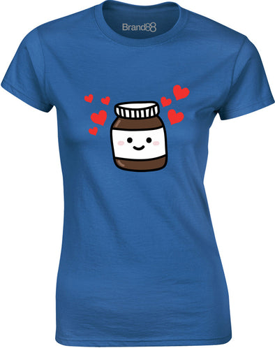 Chocolate Spread | Womens T-Shirt