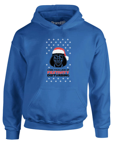 Your Lack of Festivity | Kids Hoodie