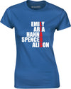 Emily, Aria, Hanna, Spencer, Alison | Ladies T-Shirt