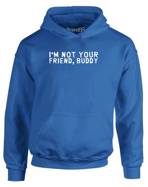 I'm Not Your Friend, Buddy | Kids Hoodie