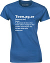 Teen.ag.er | Ladies T-Shirt