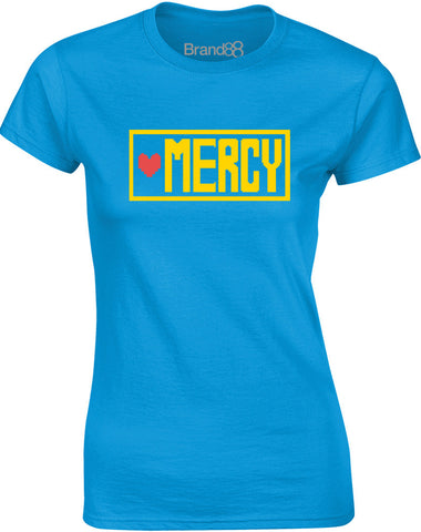 Choose Mercy | Womens T-Shirt