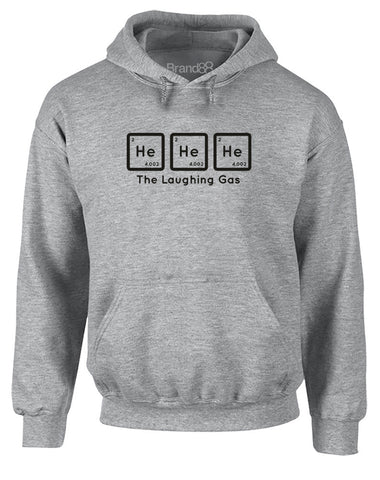 The Laughing Gas | Adults Hoodie
