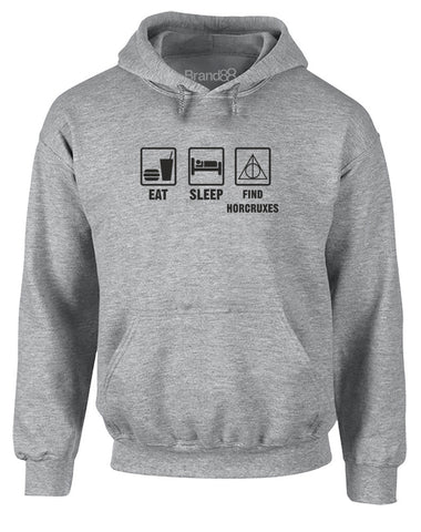 Eat Sleep Find Horcruxes | Adults Hoodie