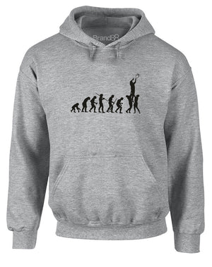 Evolution of Rugby | Adults Hoodie