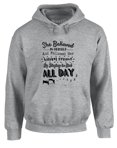 Her Wildest Dreams | Adults Hoodie