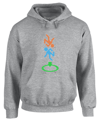 Portal Adventure | Adults Hoodie