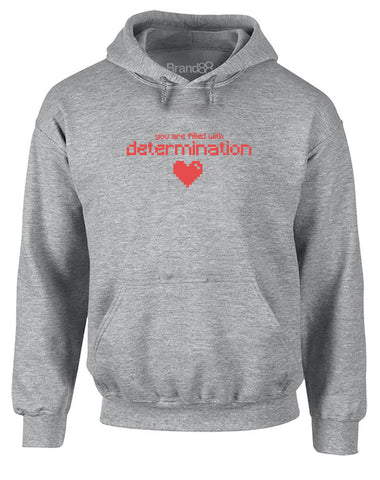Determination | Adults Hoodie