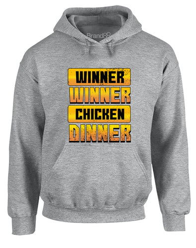 Chicken Dinner | Adults Hoodie