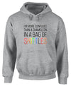 Bag of Skittles | Adults Hoodie