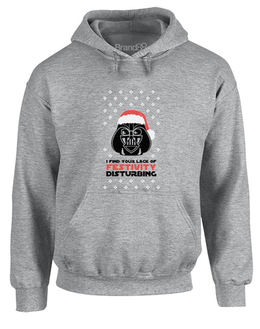 Your Lack of Festivity | Adults Hoodie