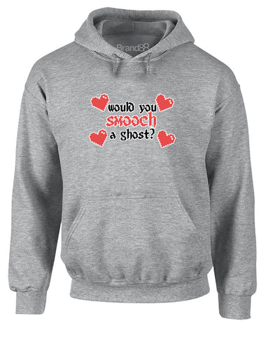 Would You Smooch a Ghost? | Adults Hoodie